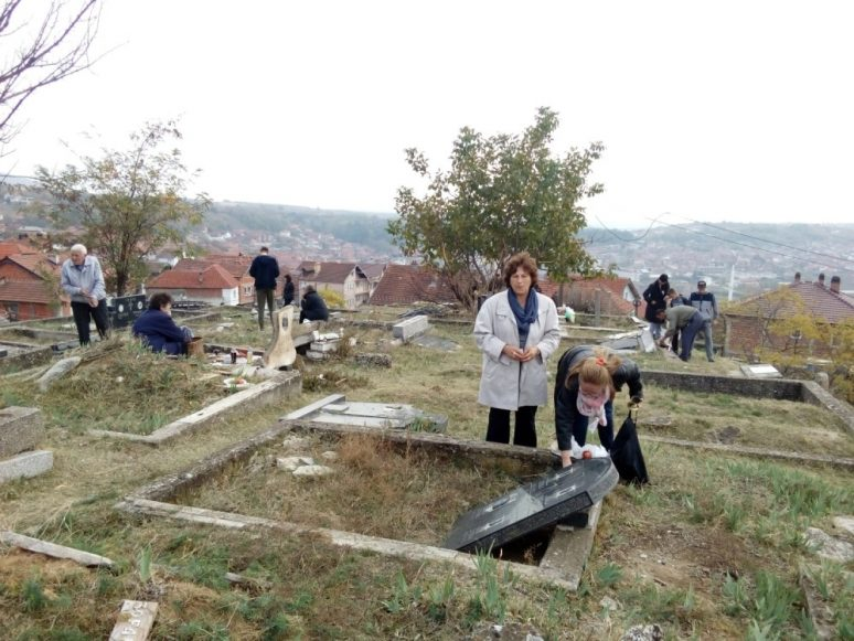 Groblje Orahovac
