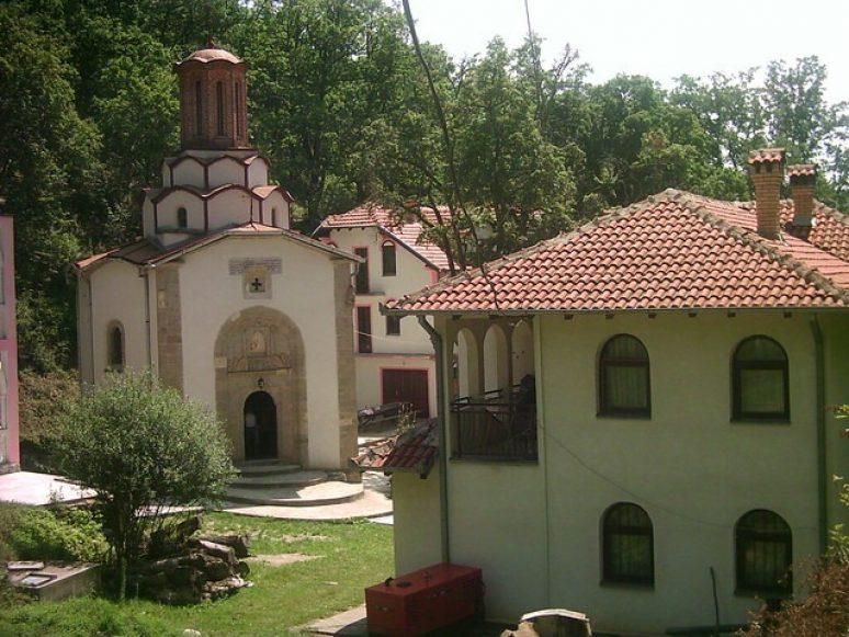 Манастир Драганац
