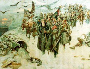 Povlacenje Srpske Vojske