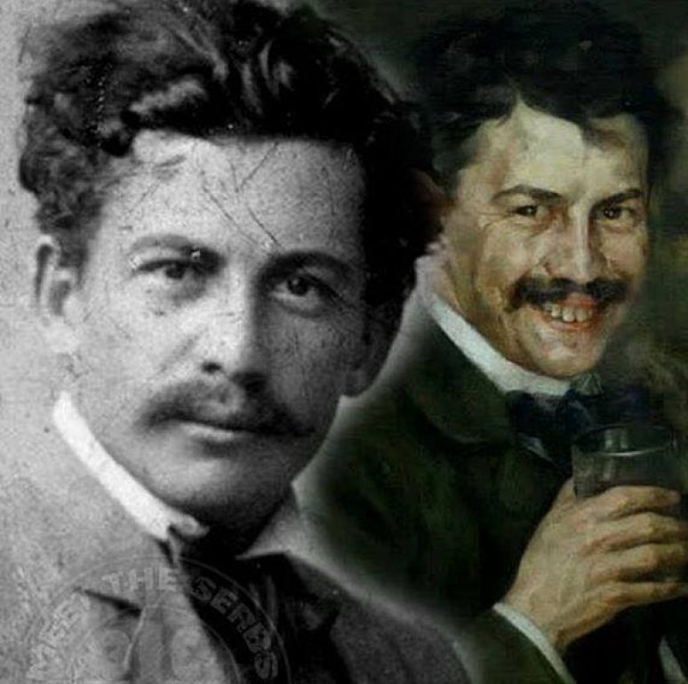 Сликар, Стеван Акексић