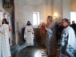 Arhijerejska Liturgija Na Svetog Stefana Decanskog U Majstorovini