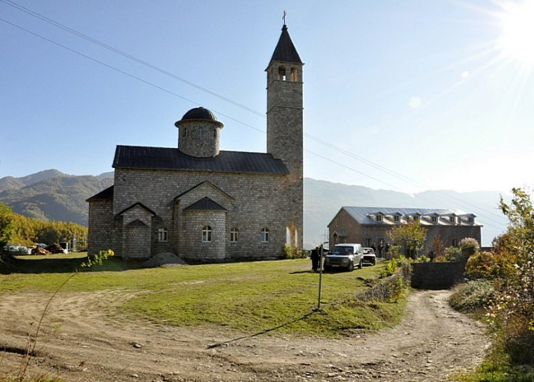 Manastir Prekobrdje