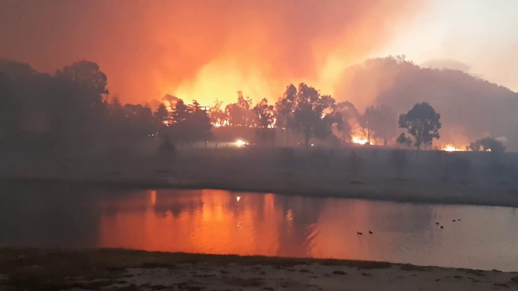 Australija požari