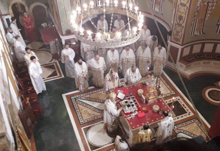 Храм Подгорица