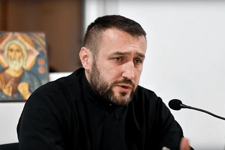 Отац Слободан Лукић
