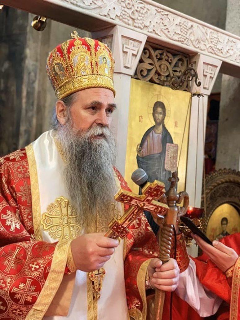 Arhijerejska Liturgija I Poziv Na Sabor