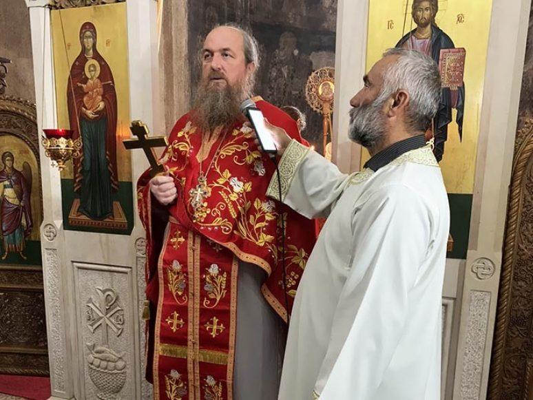 Dec 2019 Liturgija Na Materice U Djurdjevim Stupovima 1