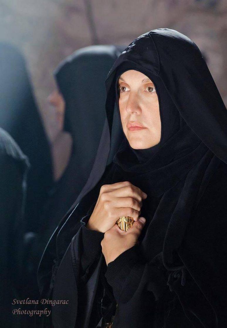 Мати Ефимија (Тополски)
