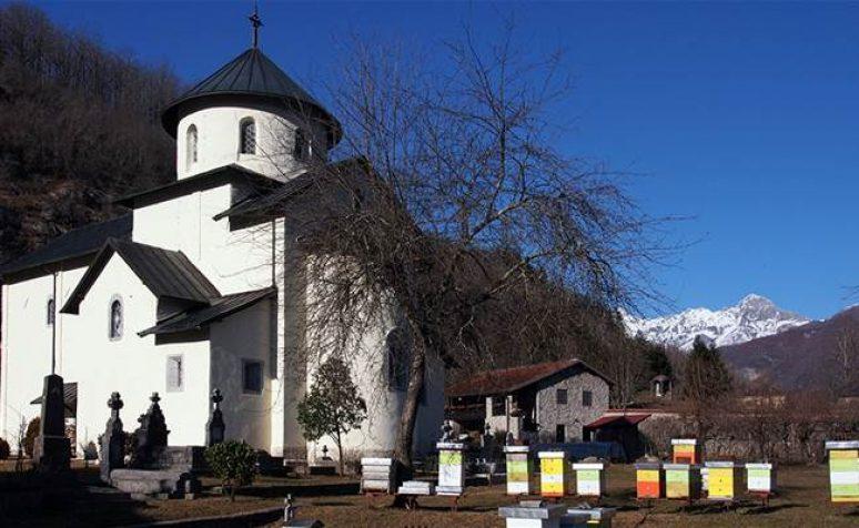 Manastir Moraca Kolasin