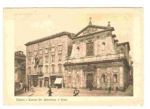 Nacisti Argentina Zavod Svetog Jeronima U Rimu