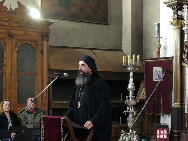 Владика Методије у Котору: Светосавље пут који води у живот