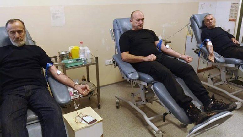 Jan 2019 Ancija Dobrovoljnih Davalaca Krvi U Niksicu 3