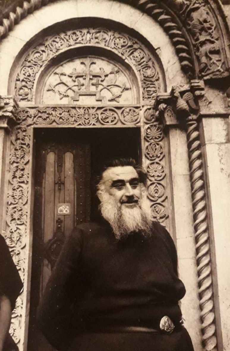 отац Јустин Тасић
