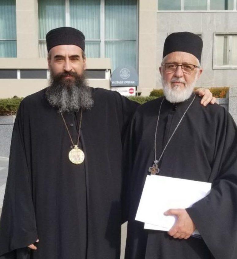 Изасланство Епископског савјета у посјети Вашингтону