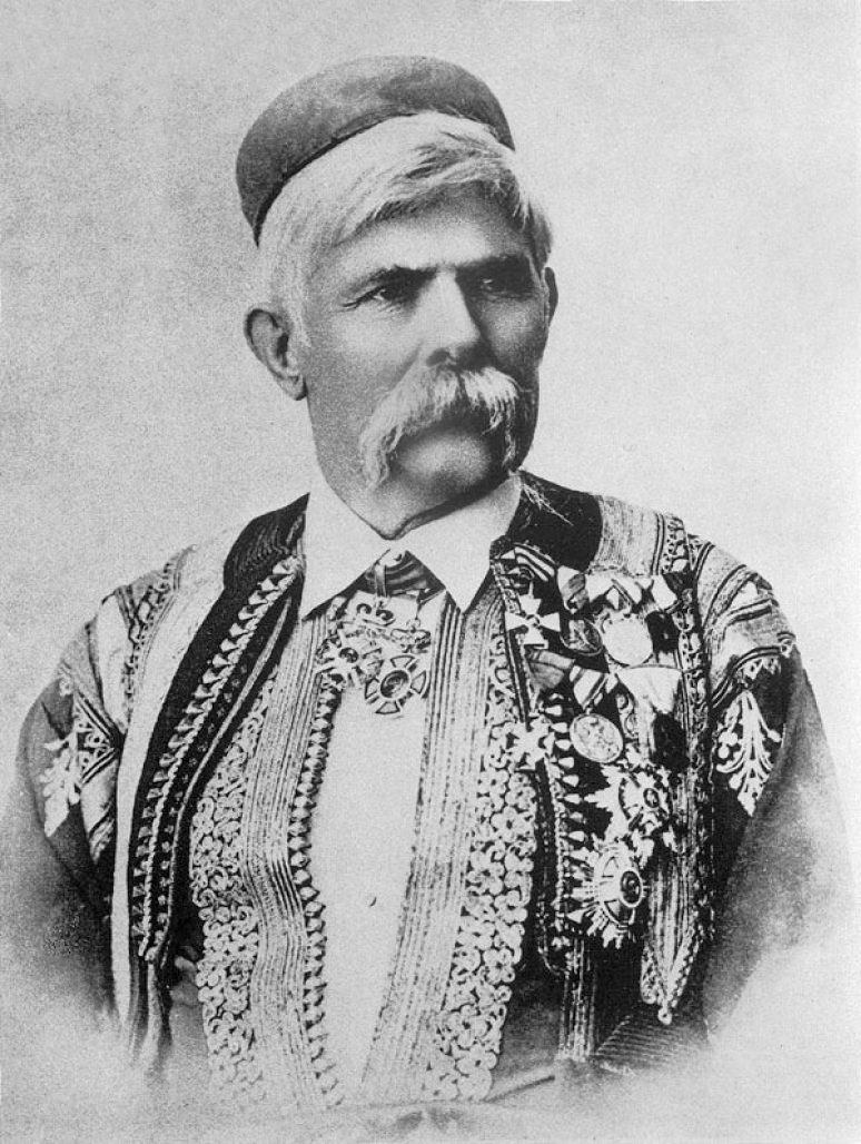 Marko Miljanov