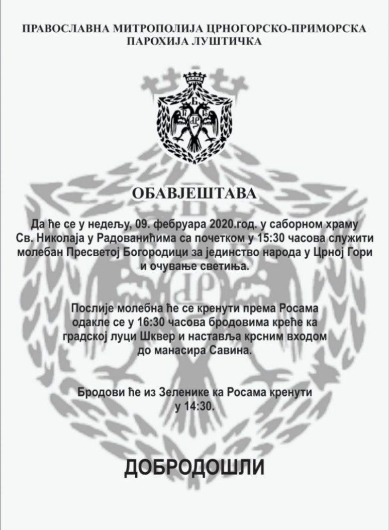 Plakat Lustica