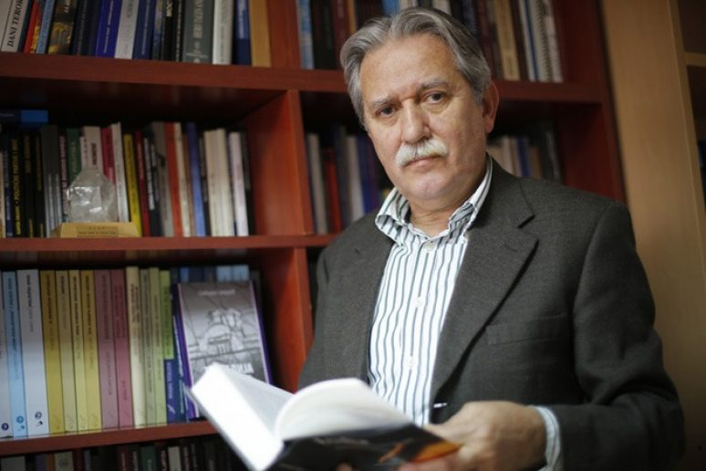 Професор др Слободан Самарџић, политиколог