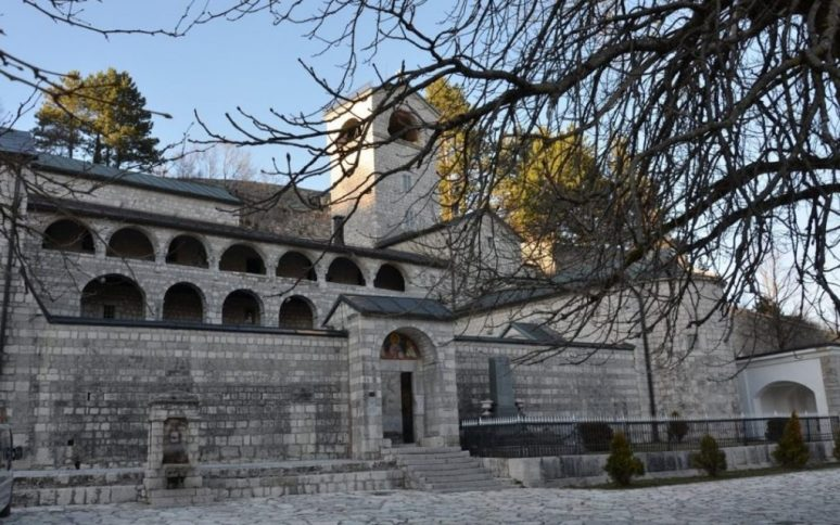 Cetiwski Manastir