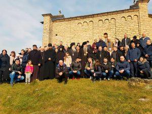 Feb 2020 Arhijerejska Liturgija I Ktitorska Slava Manastira Voljavac 20