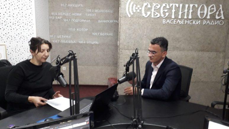 Advokat Leposavic Razgovor