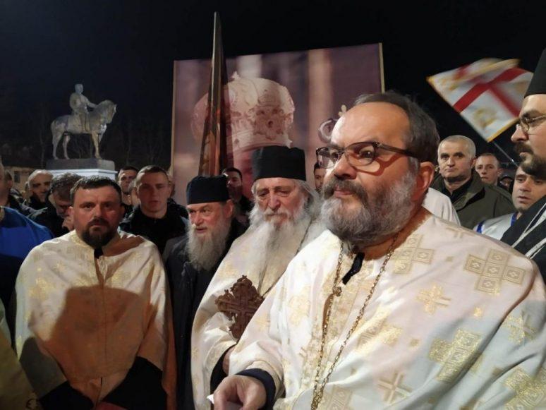 Никшић свештеници