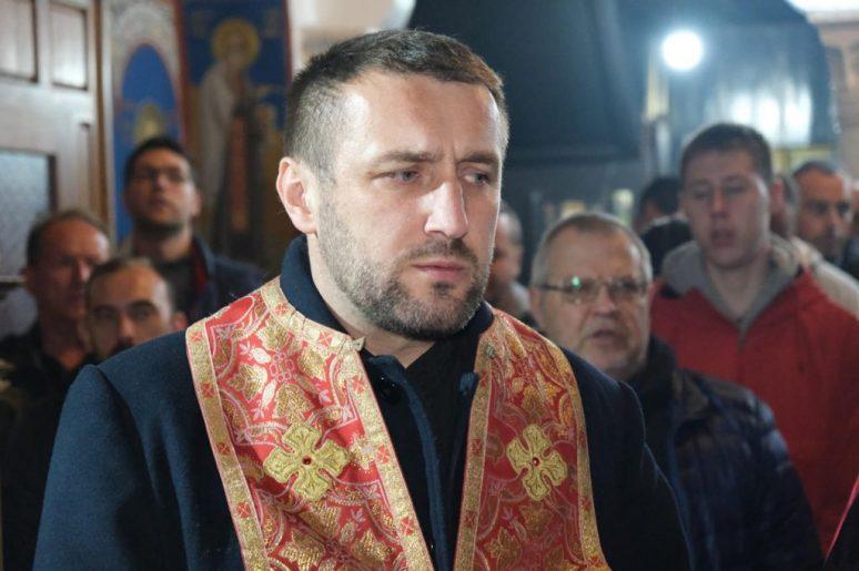 Otac Slobodan Lukic