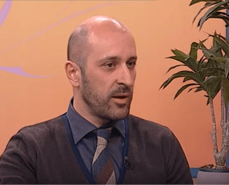 философ проф. др Микоња Кнежевић