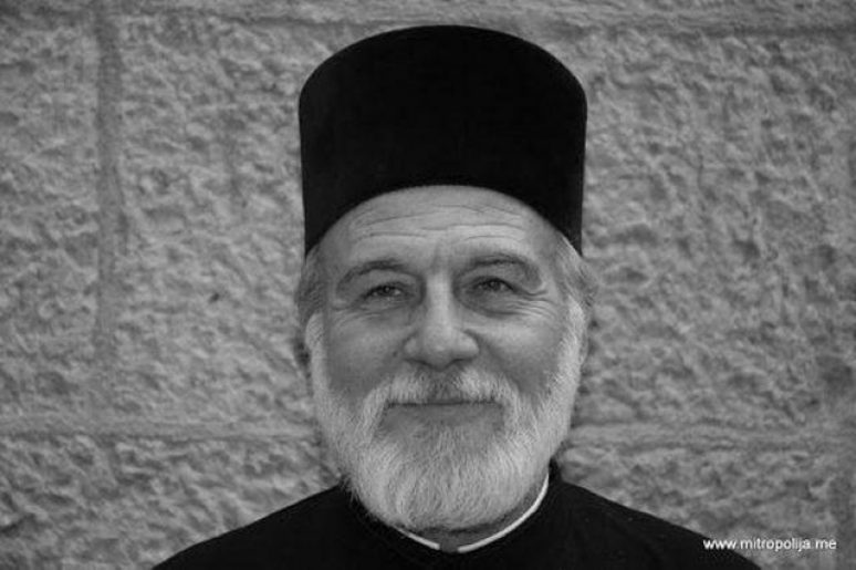 Отац Момчило Кривокапић