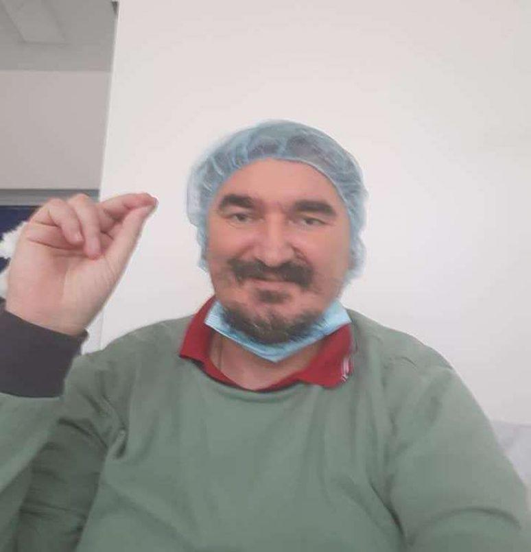 Свештеник Ненад Андрић
