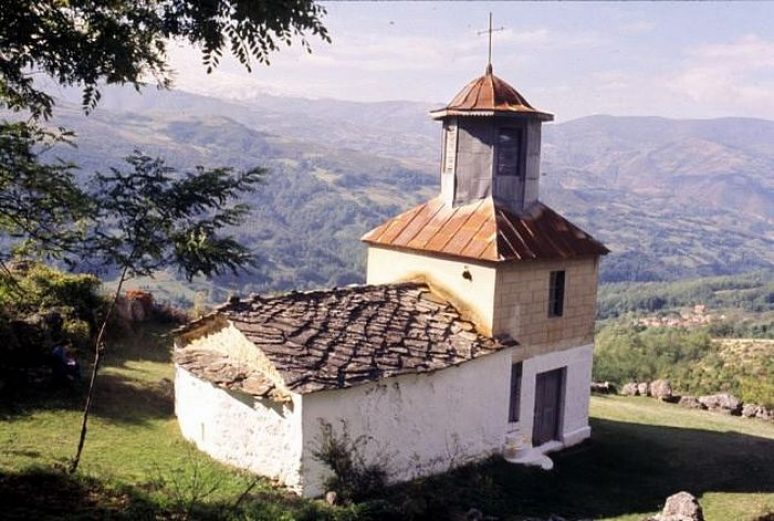 Црква Средачка жупа
