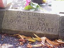 Iancurtis Memorial