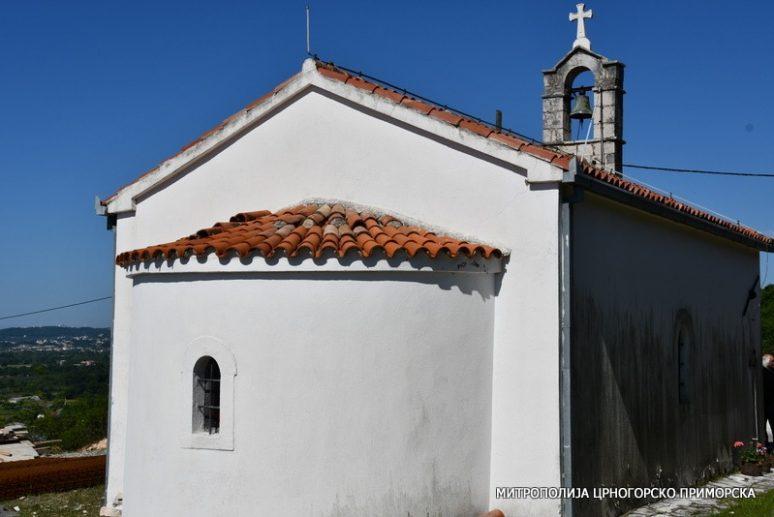Manastir kod Ulcinja posvećen Svetom Vasiliju Ostroškom