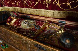 Мошти Свети Арсеније