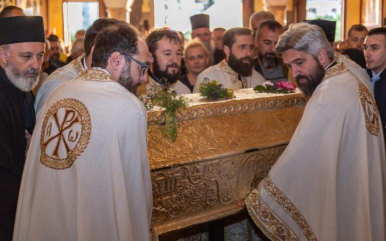 Мошти Светог Арсенија