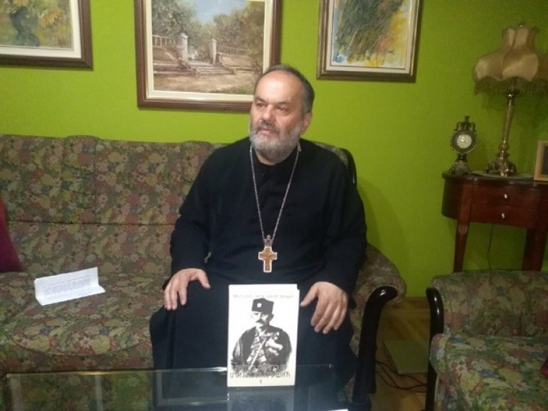 Otac Draga Krušić, foto V. Kadić