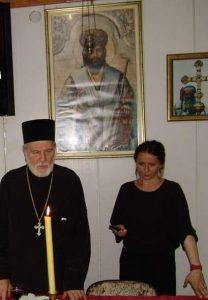 Otac Momcilo Krivokapic I Slobodanka Grdinic