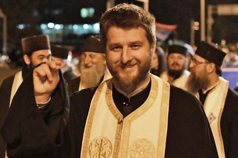 Otac Nikola Radovic
