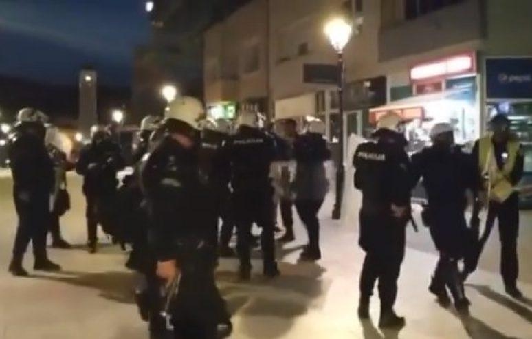 Пљевља полиција
