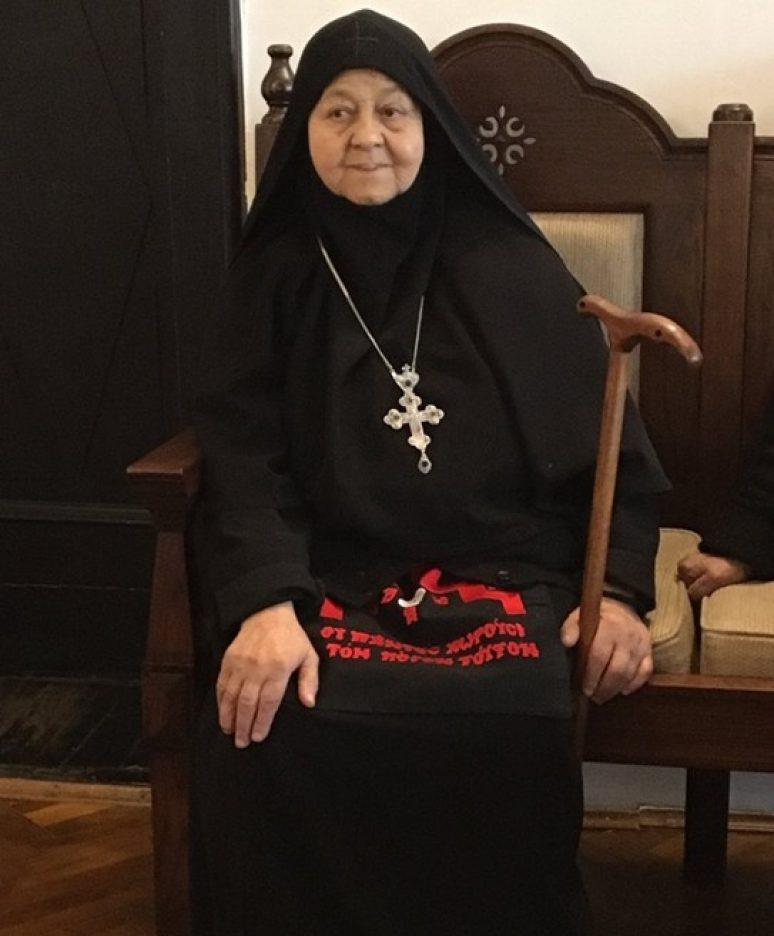 Схи монахиња мати Теодора