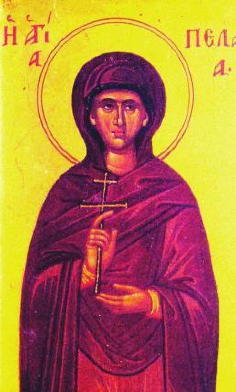 Света мученица Пелагија Тарсијска