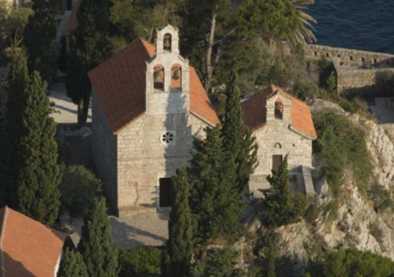 Sveti Stefan Crkve