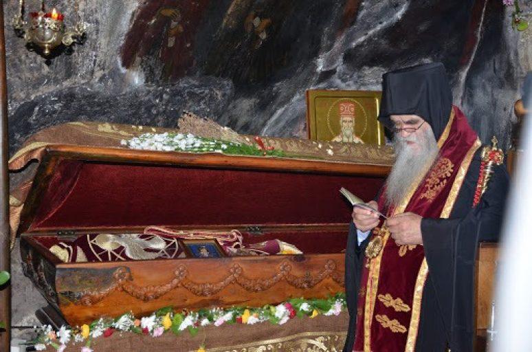Свети Василије Митрополит