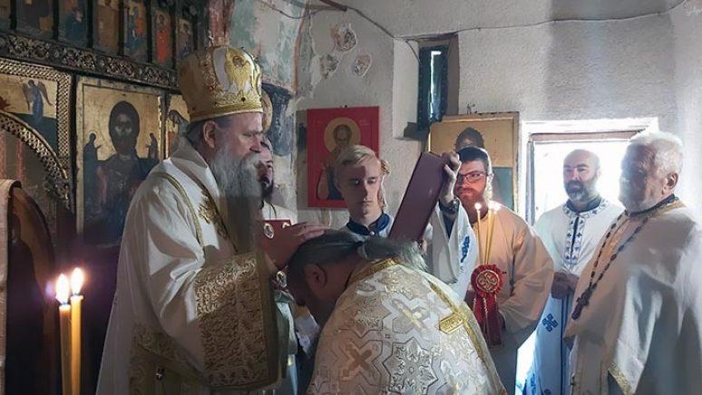 Arhijerejska Liturgija U Manastiru Podvrh