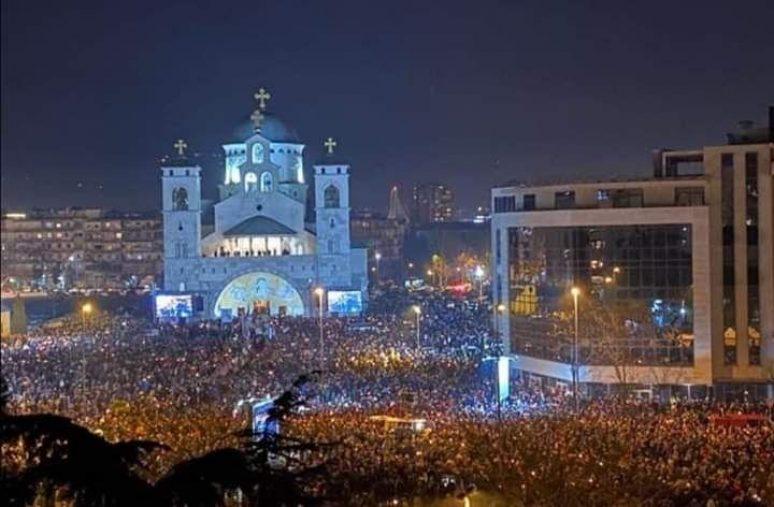 Podgorica 16 Feb