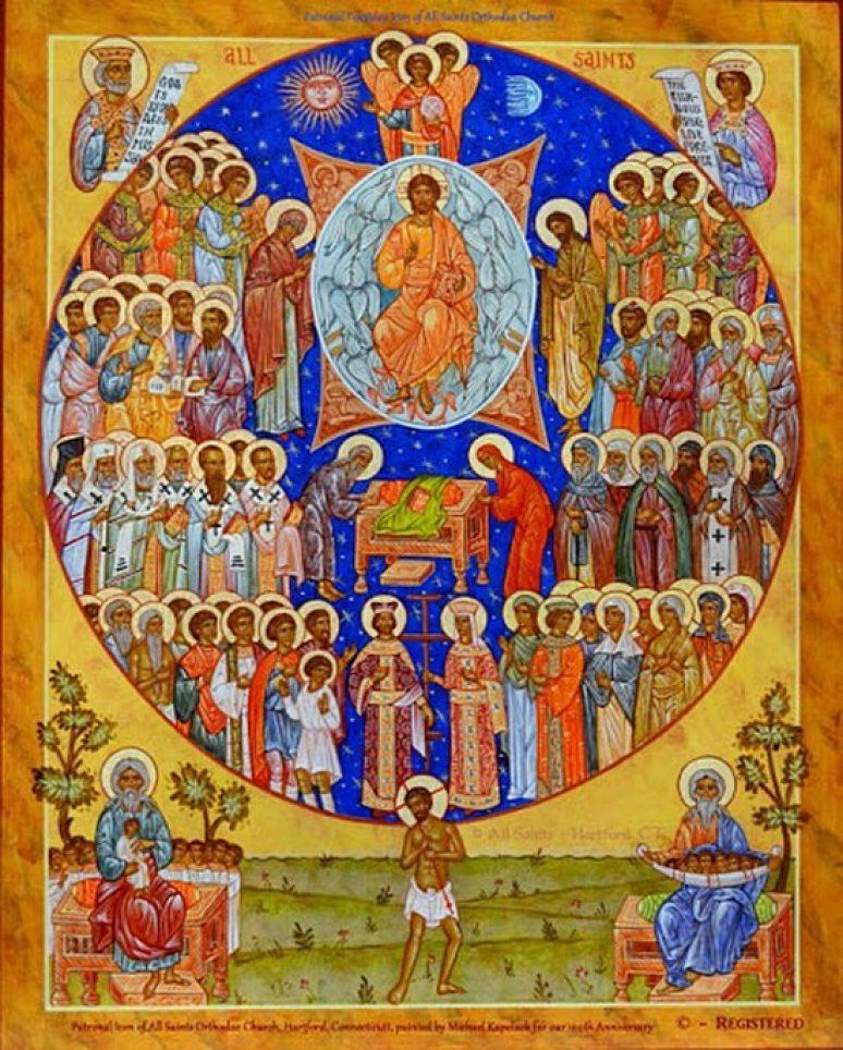Недеља Свих светих