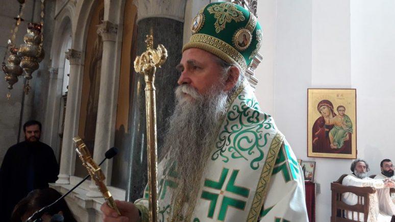 Владика Јоаникије Никшић