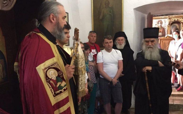 Епископ Никодим Цетиње