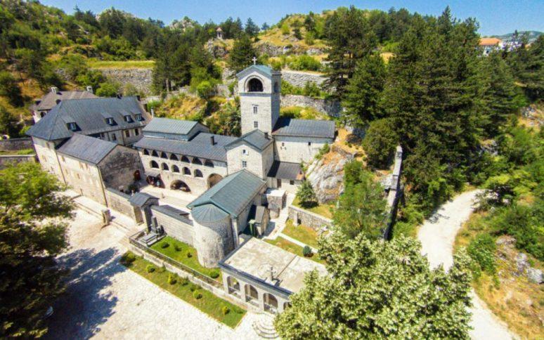 Manastir Dron Sergej Zabijako