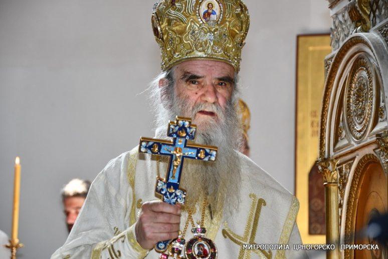 Митрополит Никшић