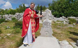 Otac Nemanja Krivokapic